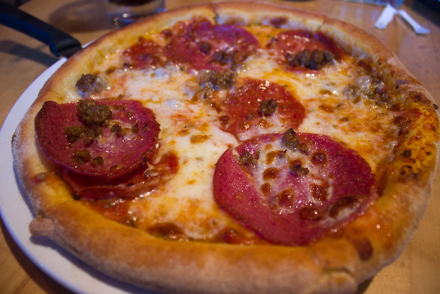 New York Style pizza | Flickr - Photo Sharing!
