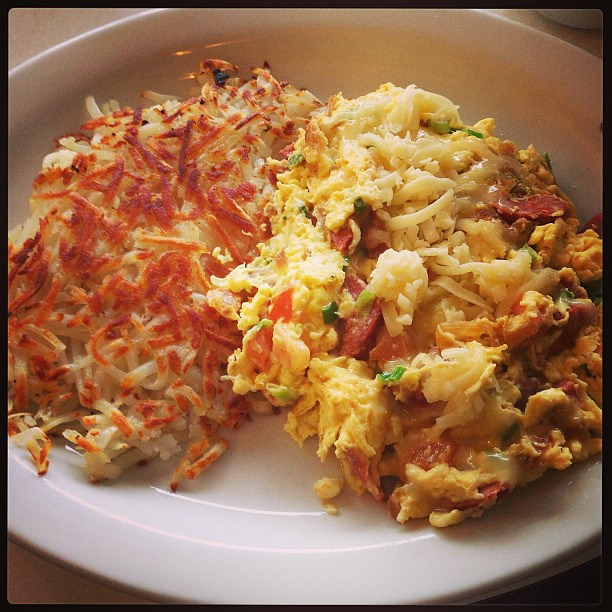 Oooh, Spanish Scramble! Perfect for a gray day in SF! | Flickr