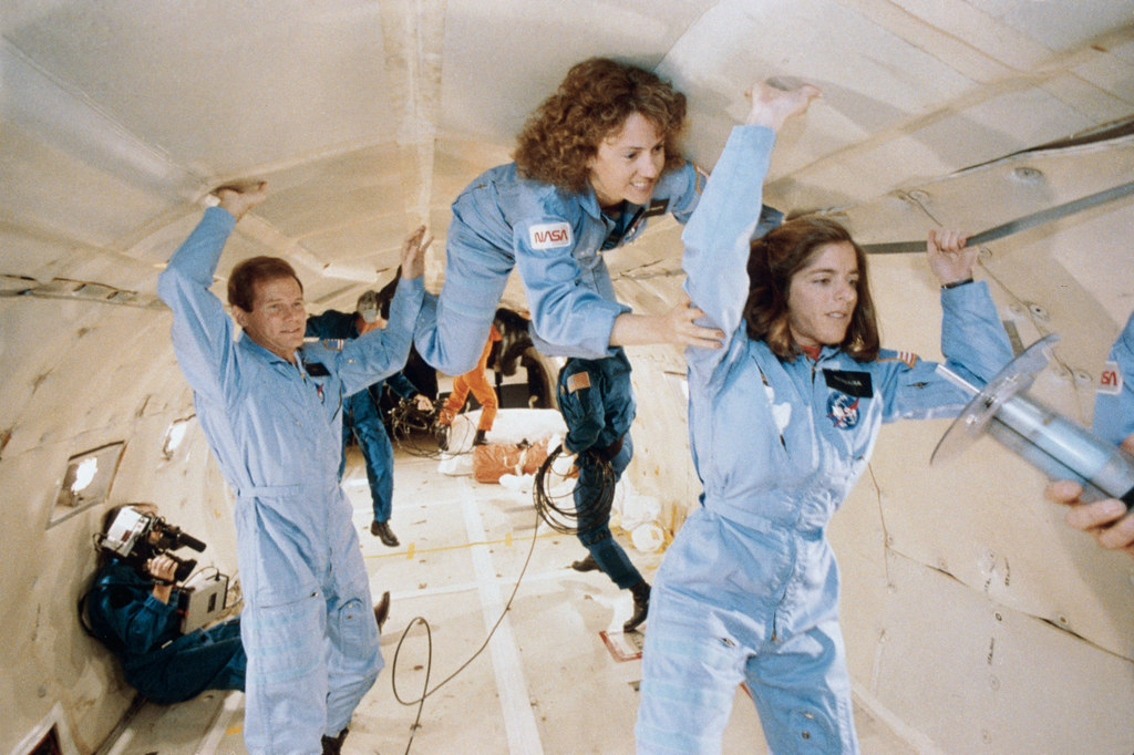 Payload Specialists Training for the STS-51L Mission | Flickr
