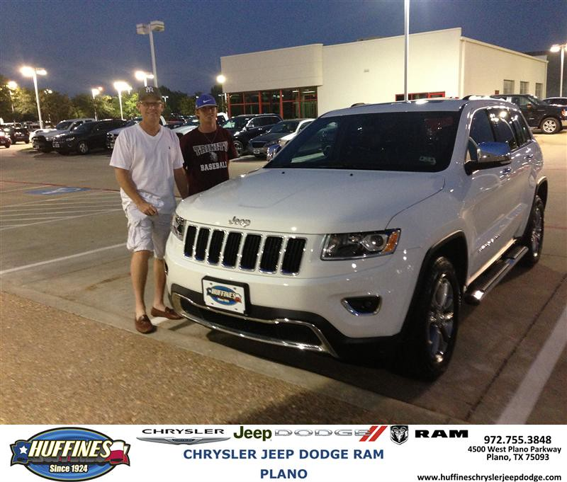 Plano Dodge: Happy Birthday To Paul Stephens From Billy Bolding And Eve