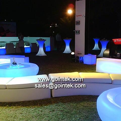 lichtgevende verlichte LED tafel licht  lichtgevende verlic ...