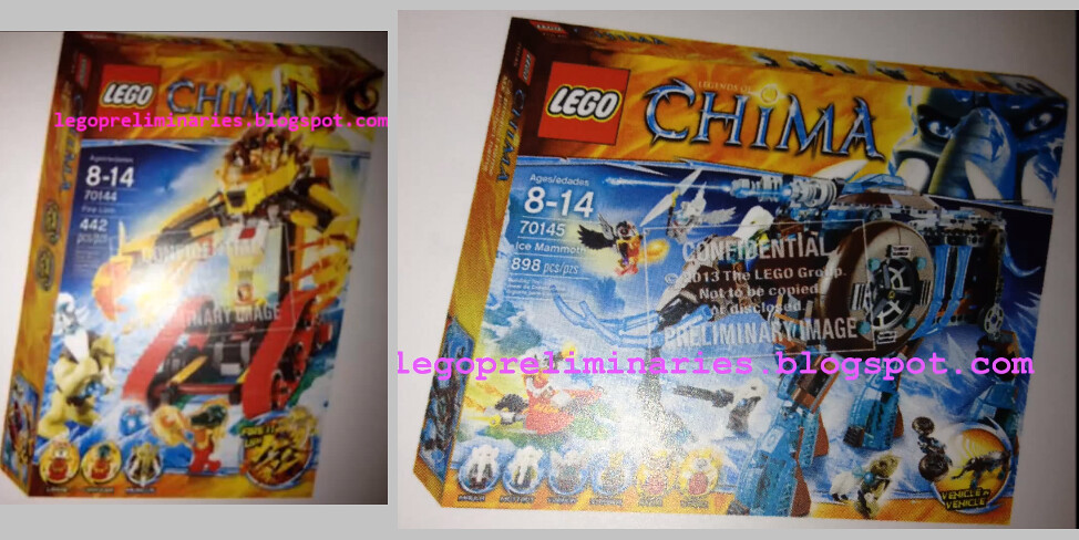 Chima Lego Sets 2014 Lego Chima 2014 Summ