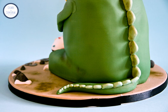 T Rex Cake Topper Uk