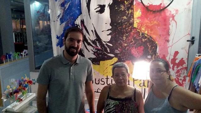 Huelga de hambre de 24 horas en apoyo a Takbar Haddi