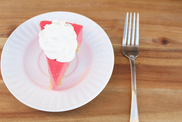 greek yogurt 52 ways: # 20 strawberry dessert pie