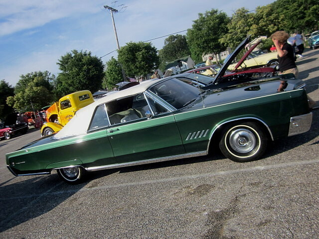 1968 chrysler 300 convertible lost in the 50s salute to am