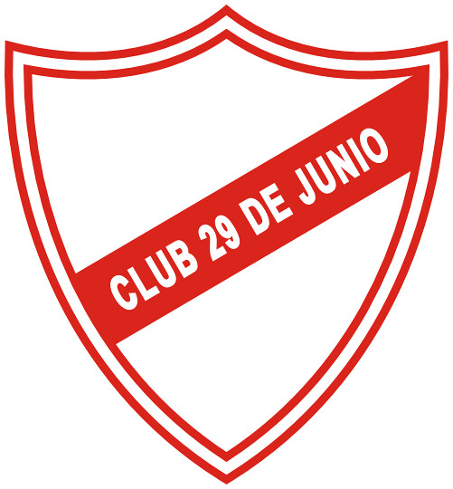 Escudo Club 29 de Junio