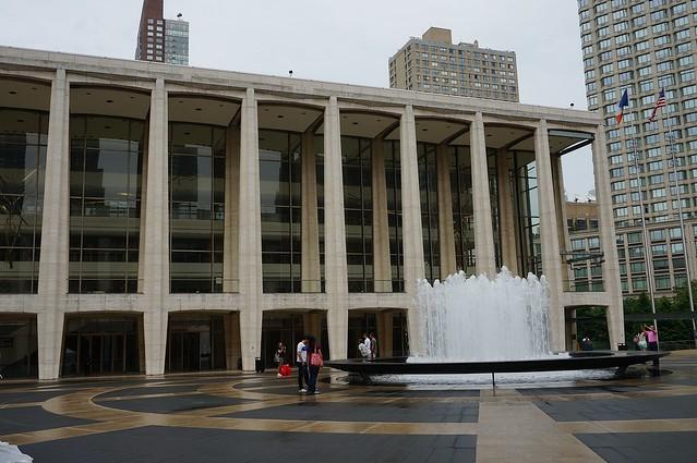 Metropolitan Opera House 2 Lincoln Center For The