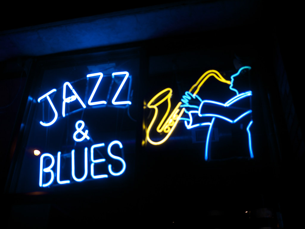 Jazz Blues Wallpaper Jazz Blues | Flickr Photo