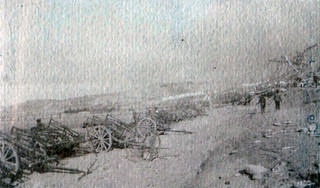 ANZAC Cove, No4 Outpost, Indian mule cart
