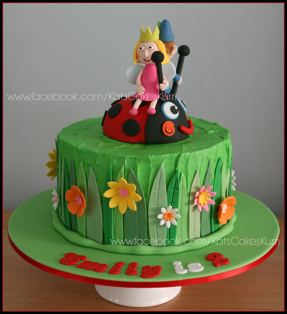 Ben And Holly Cake Ideas