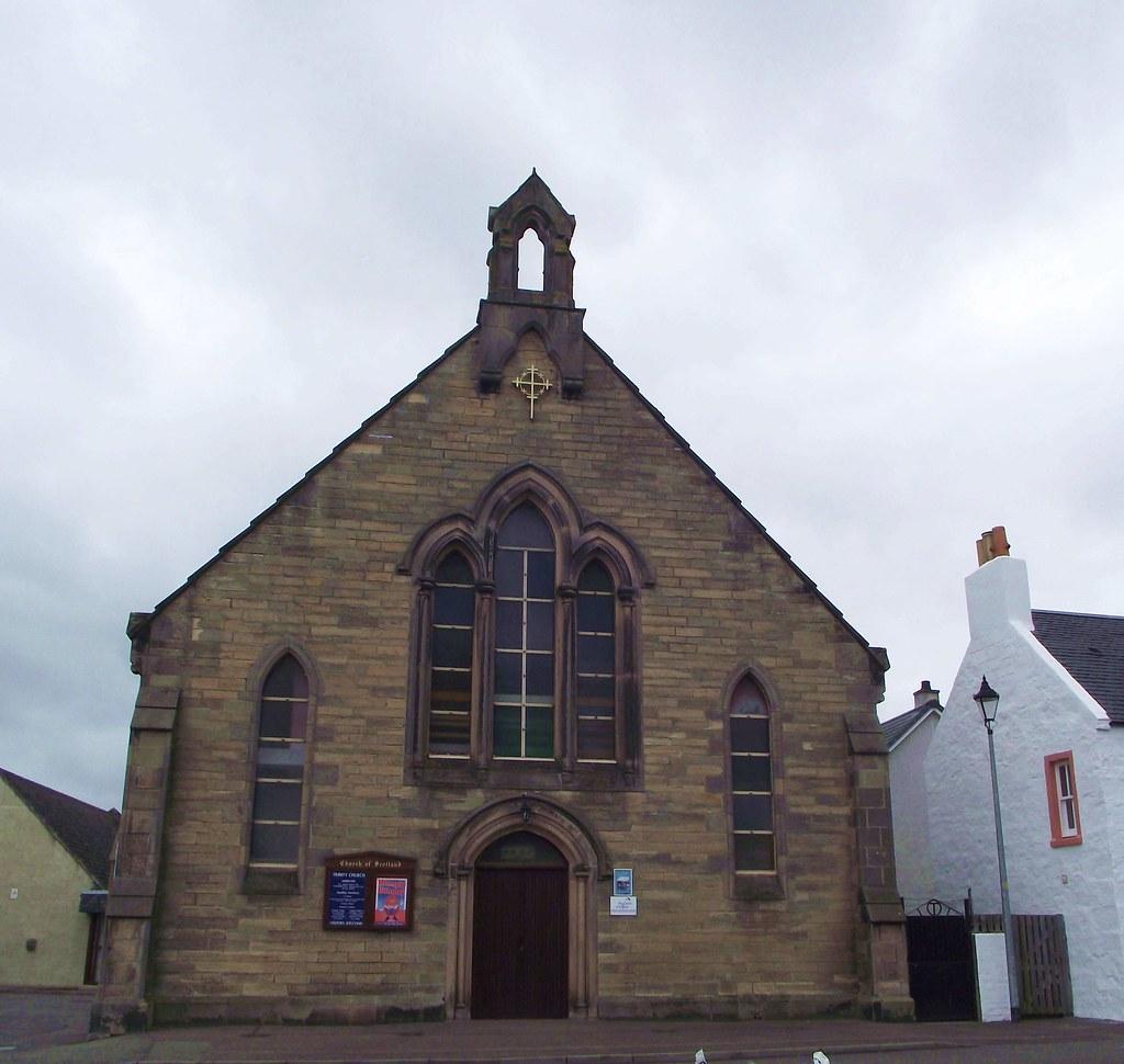 Trinity Church Of Scotland Inverness Scotland St Marks