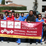 ROHNERT PARK: RNs Call on AG to Deny St. Joseph/Providence Merger