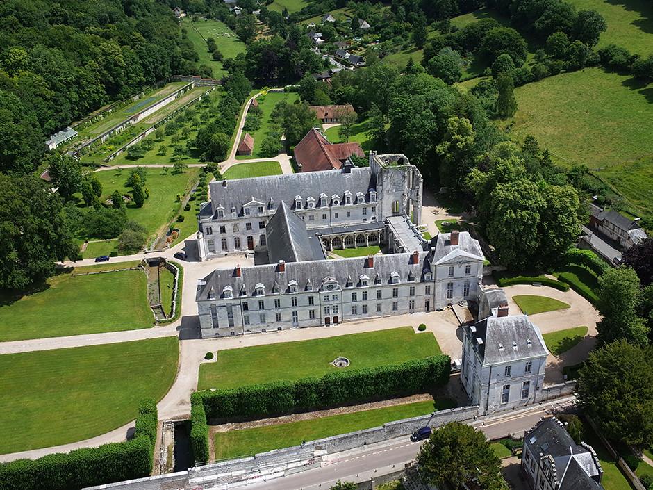 Abbaye saint wandrille de fontenelle saint wandrille ran - Abbaye de citeaux horaires des offices ...
