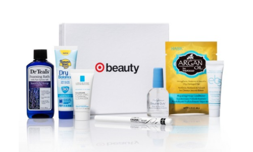 Target Beauty Box Naturals April 2017 Available