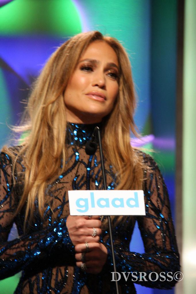 GLAAD 2014 - Jennifer Lopez - Casper-66 | 25th Annual GLAAD ...