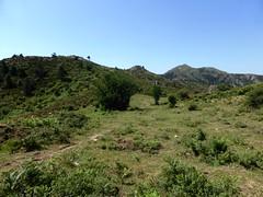 Sentier de la crête Vaccia - Cavalletti : Punta Mascaraccia et di I Cavalletti