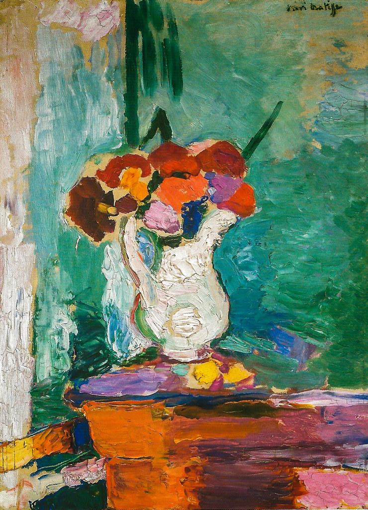 Henri Matisse - Flower...