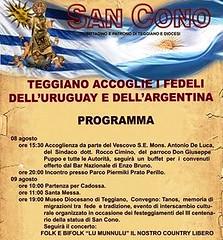 teggiano uruguay