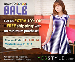 Yes Style August Promo