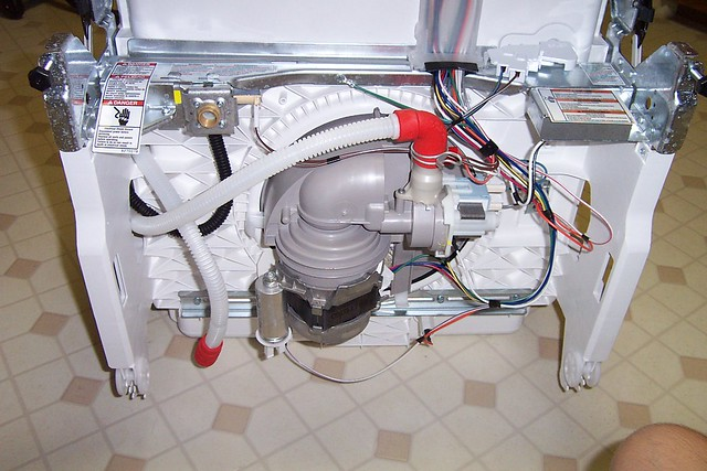 Fix a dishwasher