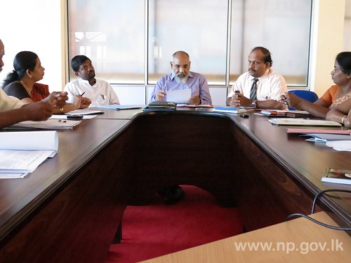Sectoral meeting of Co-operative department held – 30 July 2014