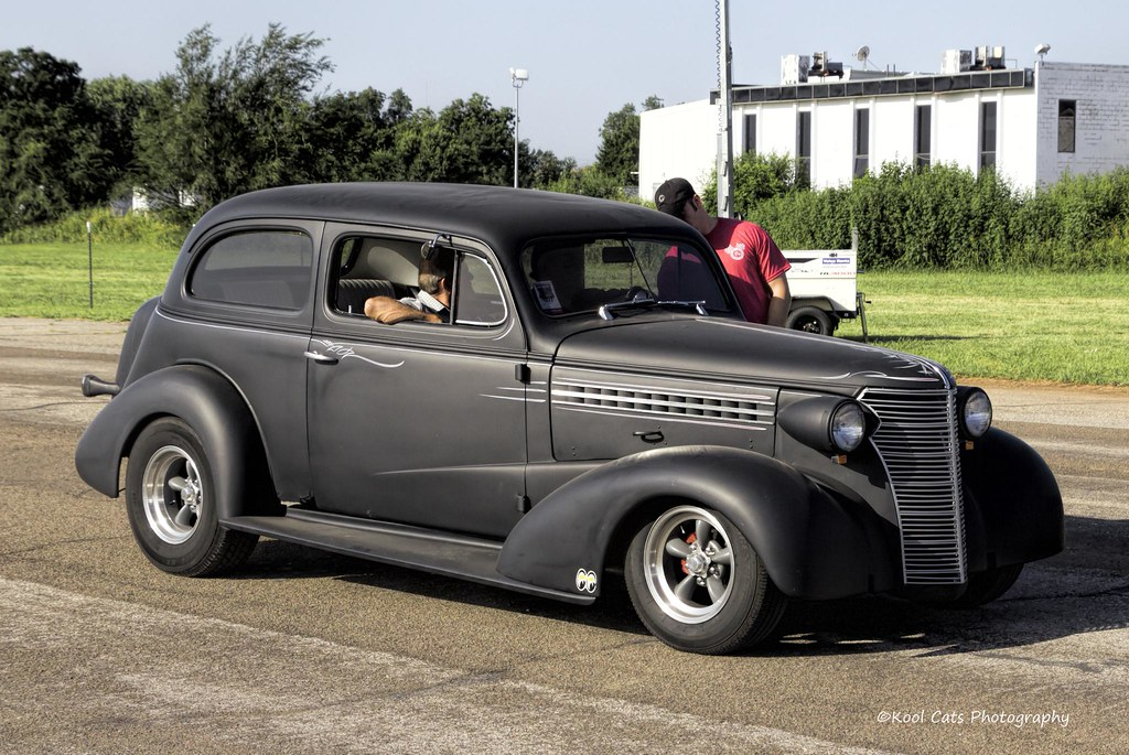 classic 39 38 chevy hot rod sedan coffee and cars car show i flickr. Black Bedroom Furniture Sets. Home Design Ideas
