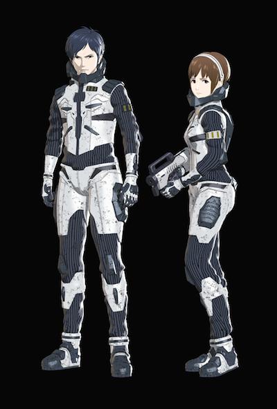 Haruo Sakaki and Yuko