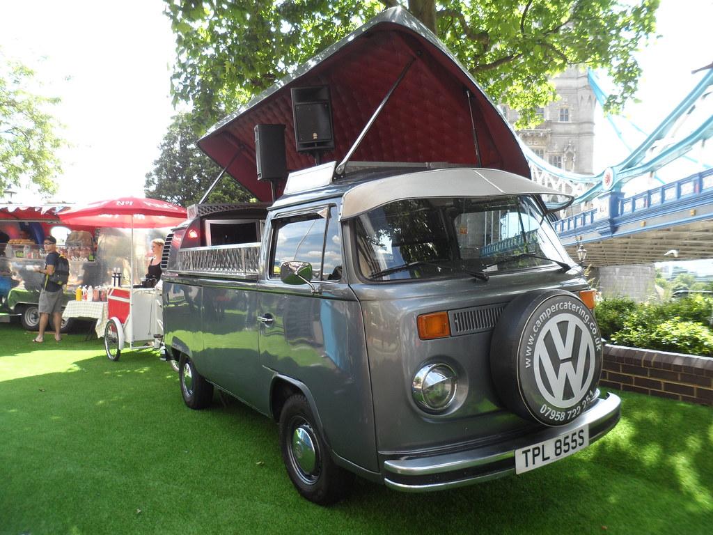 Van Volkswagen Food Truck