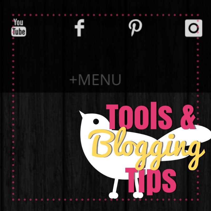 Tools and Bloging Tips from Miss Jena and Brand Dot Blog