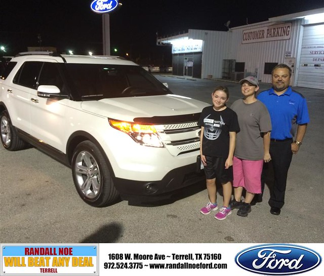Randall Noe Used Cars In Terrell Texas >> Ford dealerships terrell texas