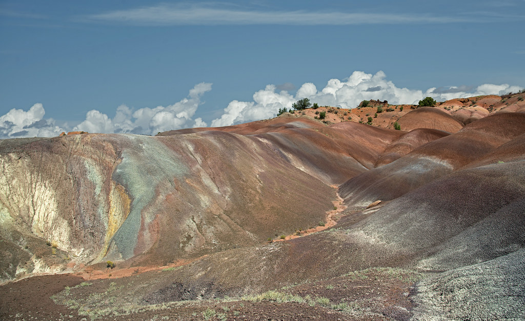 Painted Hills | In northern Arizona | John Fowler | Flickr