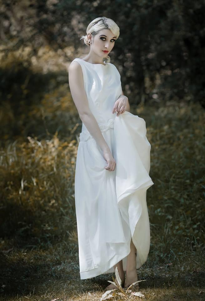 Robe de mariée sur mesure, Grenoble et Lyon