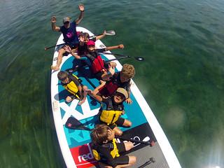 Campus y Actividads Semana Santa Sitges - NOOTKA KAYAK & PADDEL SURF