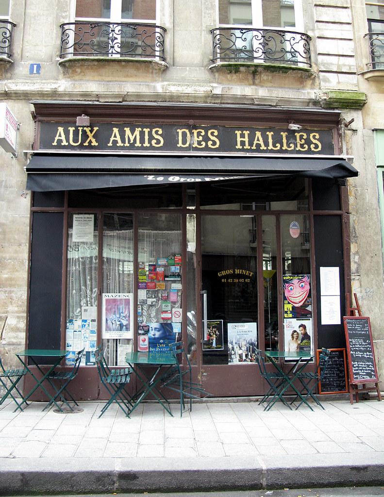 Restaurant Le Gros Caillou Lyon
