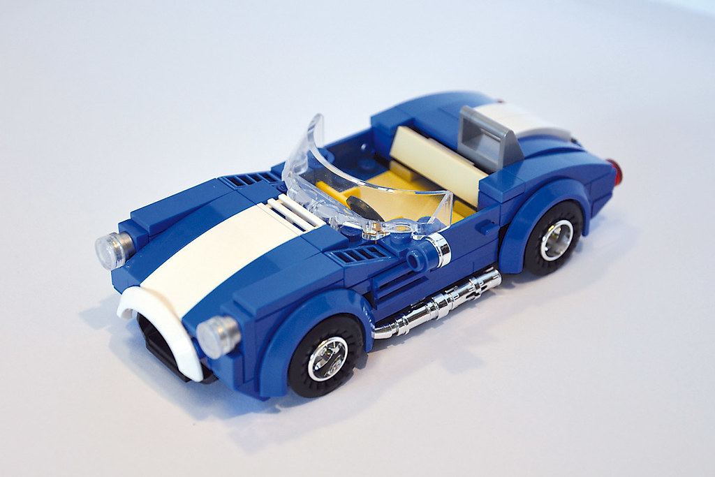Shelby Cobra My Younger Daughter S Favourite Car Of My