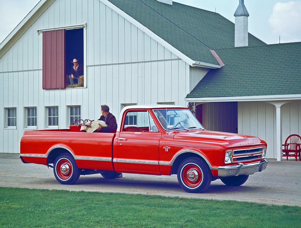 Chevy Truck Long Bed