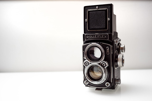 Rolleiflex 2.8C Planar