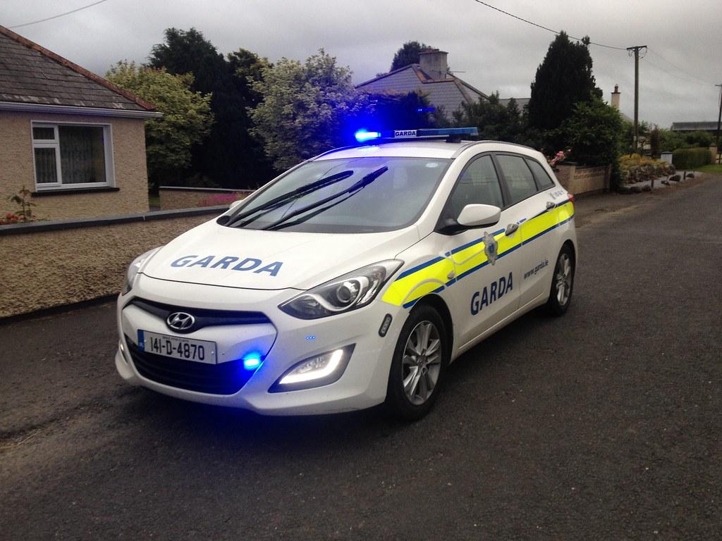 Garda Patrol Car Hyundai I30 Butterballtastic Flickr