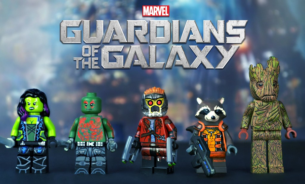 Lego Guardians Of The Galaxy Okay This Photo Is A Week