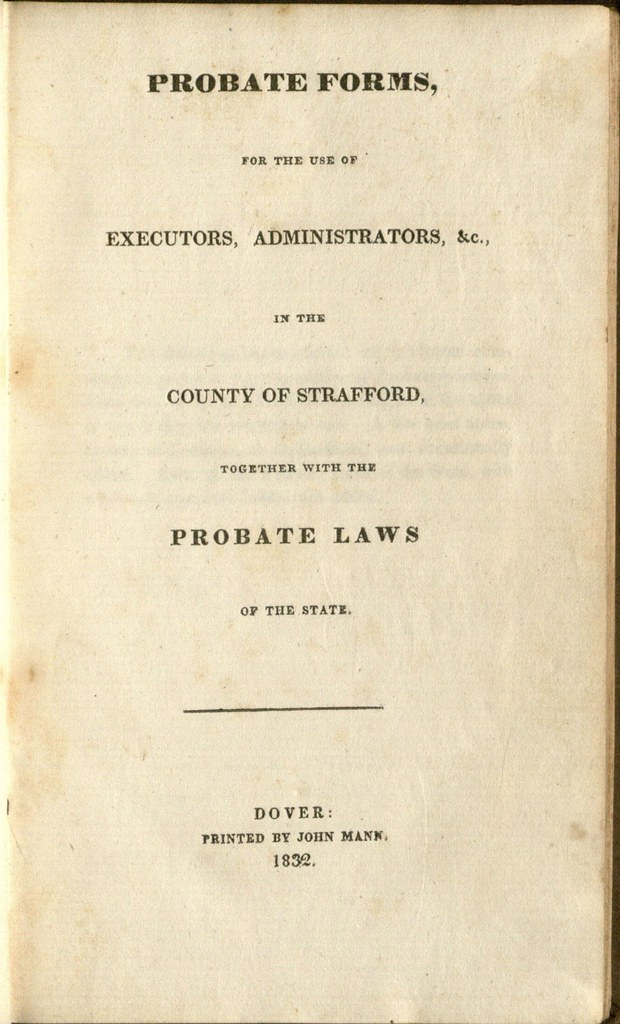 Probate Laws In Texas Property