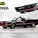 Instructions for 1966 Batmobile