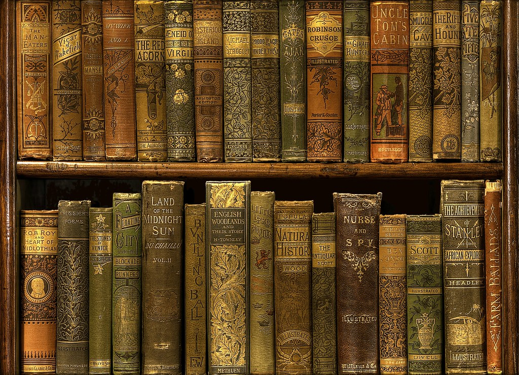 Victorian Books The Mid To Late 19th Century Was An Era