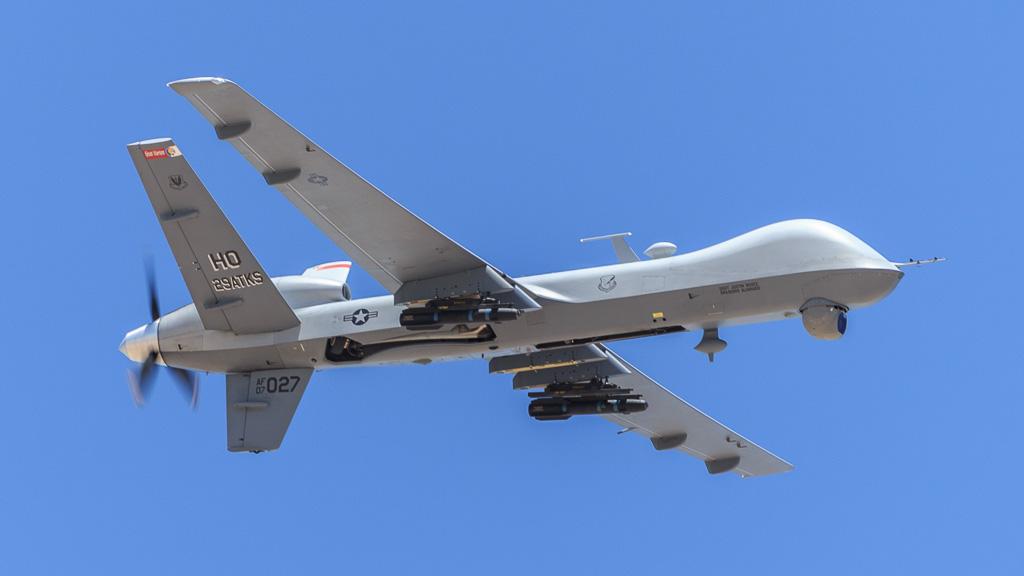 Drone Predator Akan Segera Dipensiunkan Oleh Militer Amerika Serikat