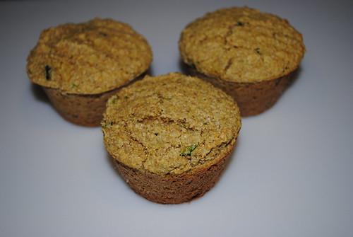 Zucchini Cornbread Muffins (2)