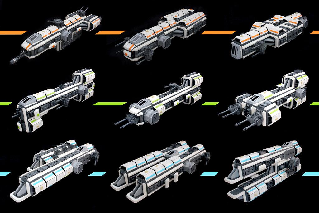 Magellan Modular Starships   The Magellan Modular Starship ...