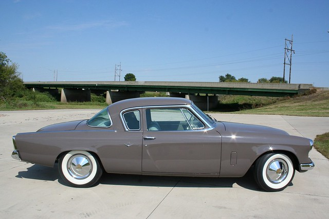 1953 studebaker starlight coupe autos post - 1953 studebaker champion starlight coupe ...