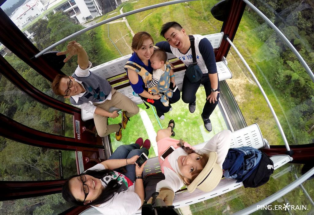 Glass Bottom Gondola