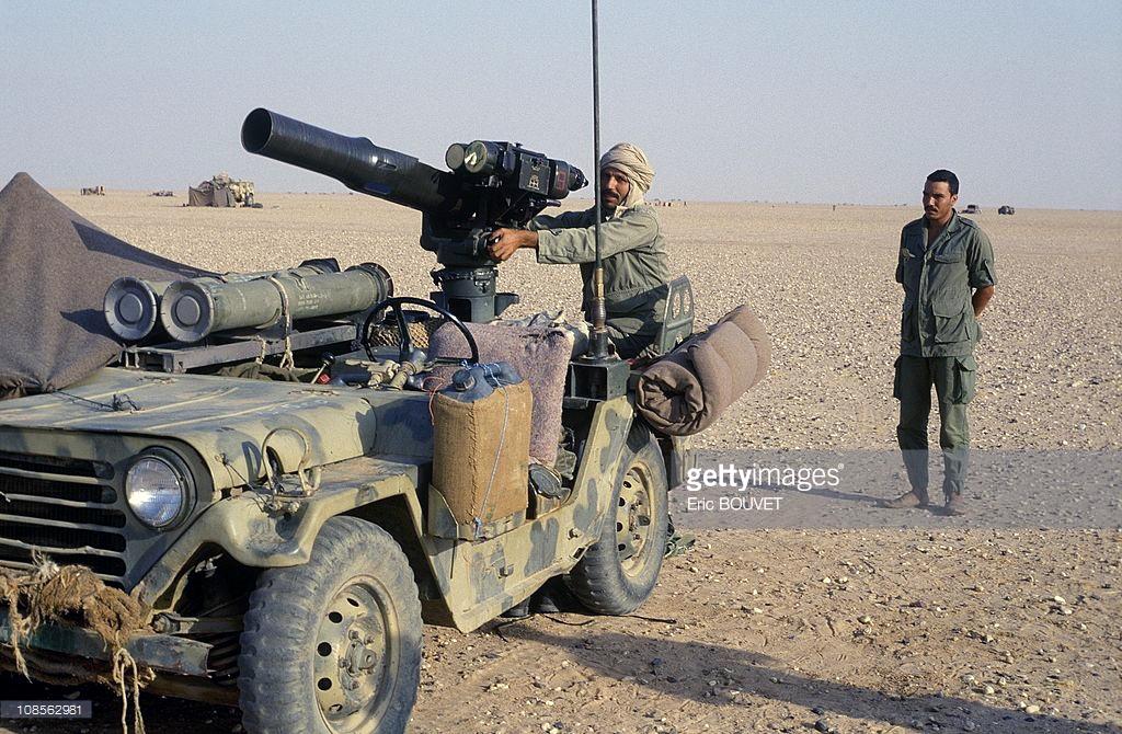 Les F.A.R durant la guerre du Golfe 1990/91 33142880825_714dd2091c_o