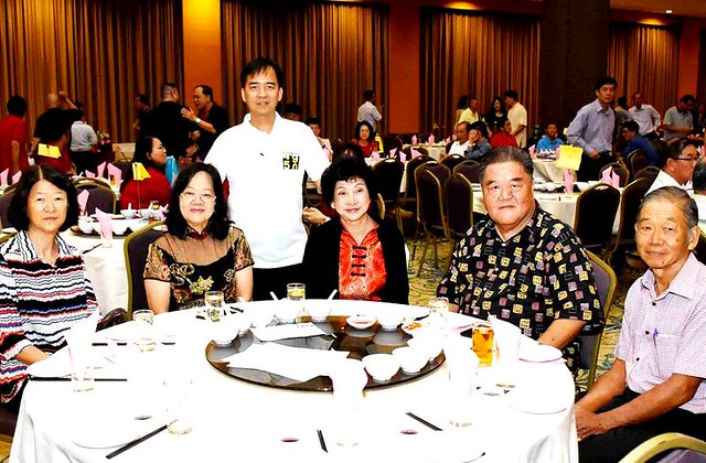 Table of retirees